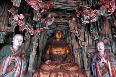 Estatuas del monasterio