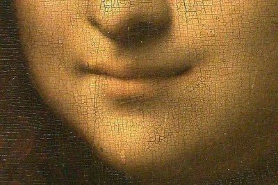 La sonrisa de Gioconda