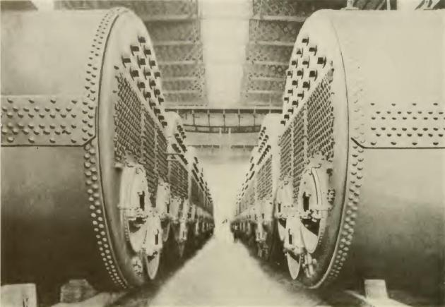 Calderas del Titanic