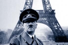 Adolf Hitler en París