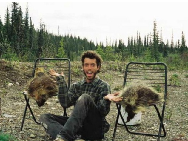 Christopher McCandless experiencia