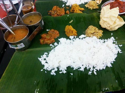 comida hindu en penang